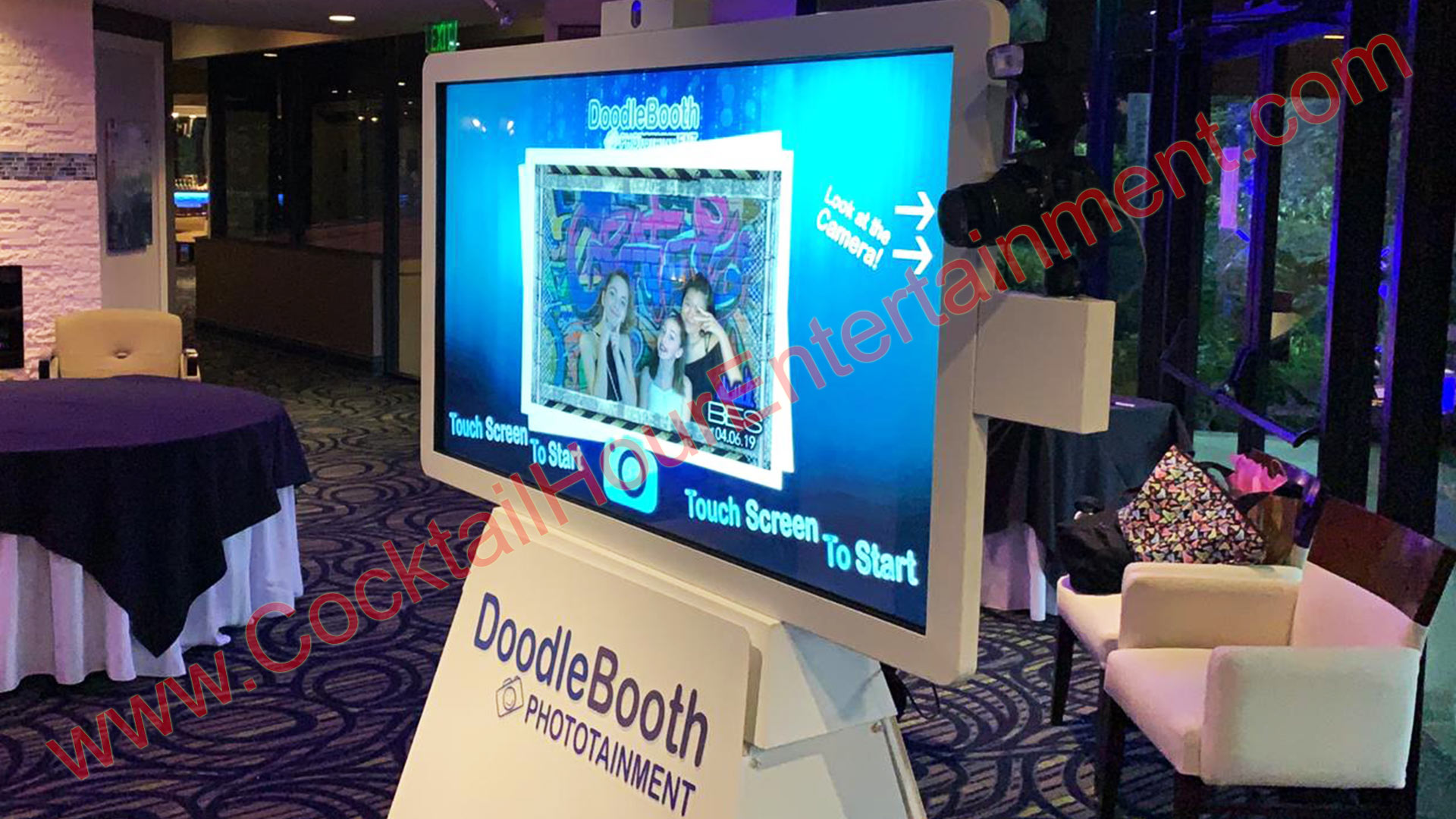doodle booth photo booth florida
