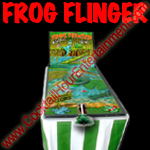 frog flinger carnival game