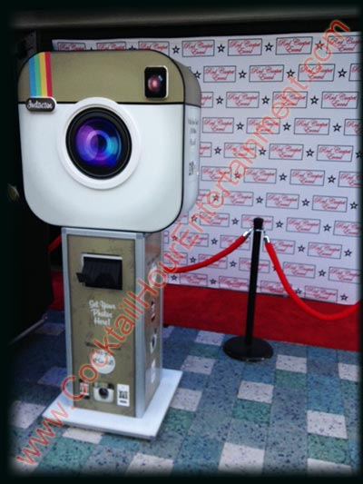 instagram photo booth