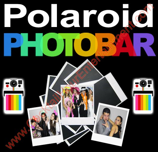polaroid photos polaroid photo bar