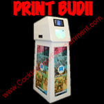 Print Budii Button