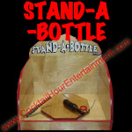 stand a bottle game carnival game