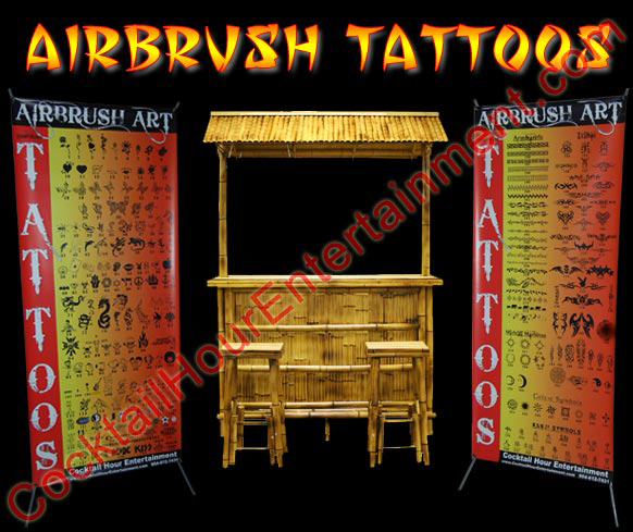 florida airbrush tattoos