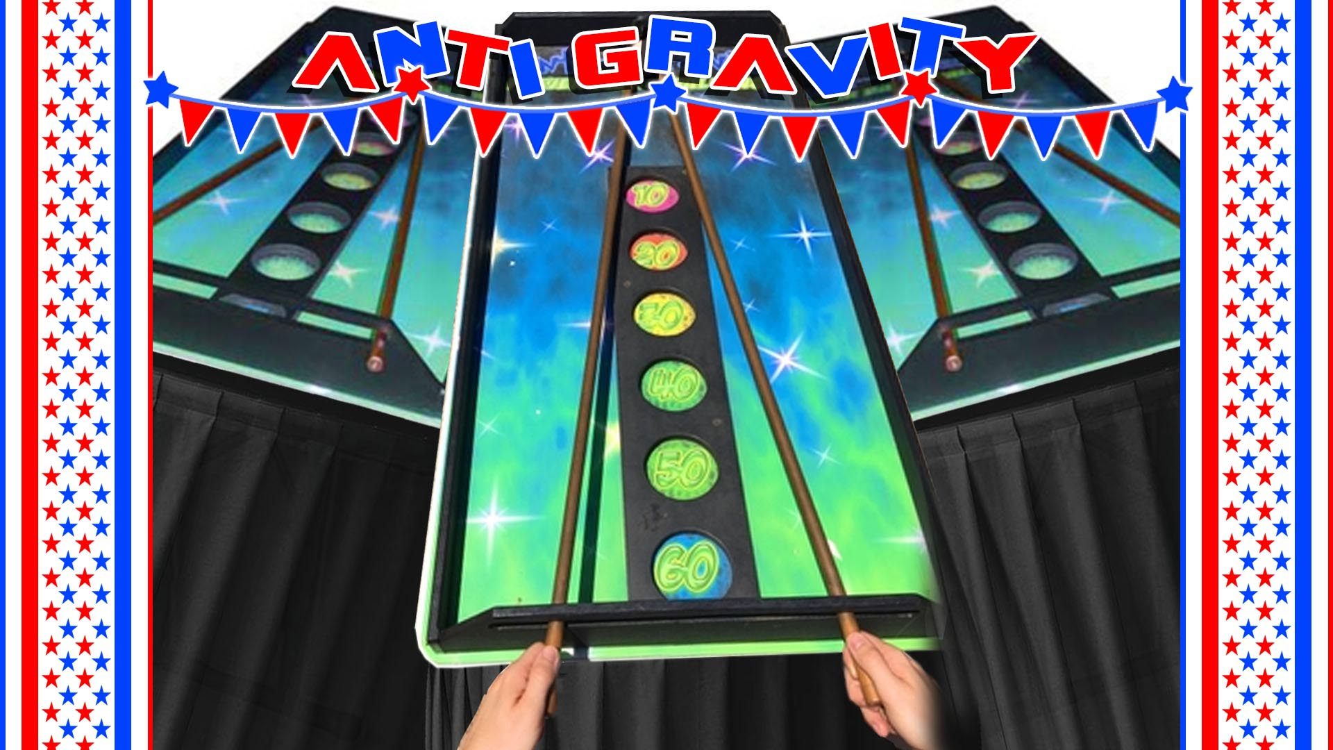 antigravity carnival game