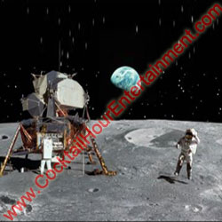 outer space green screen photo