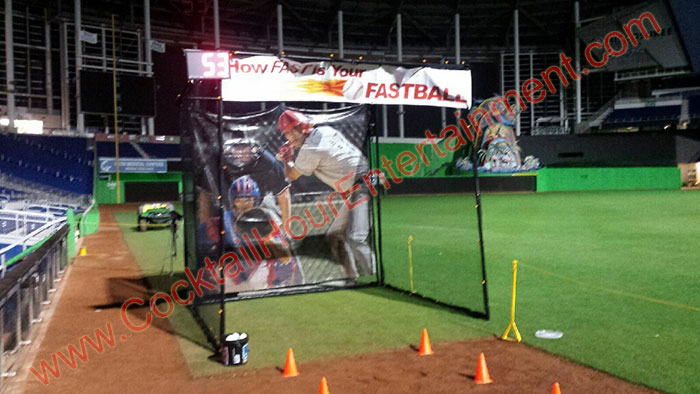 baseball speed pitch baseball florida