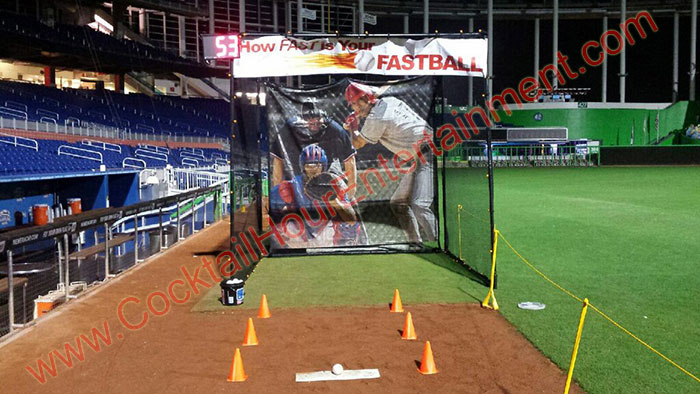 speed pitch radar baseball cage florida