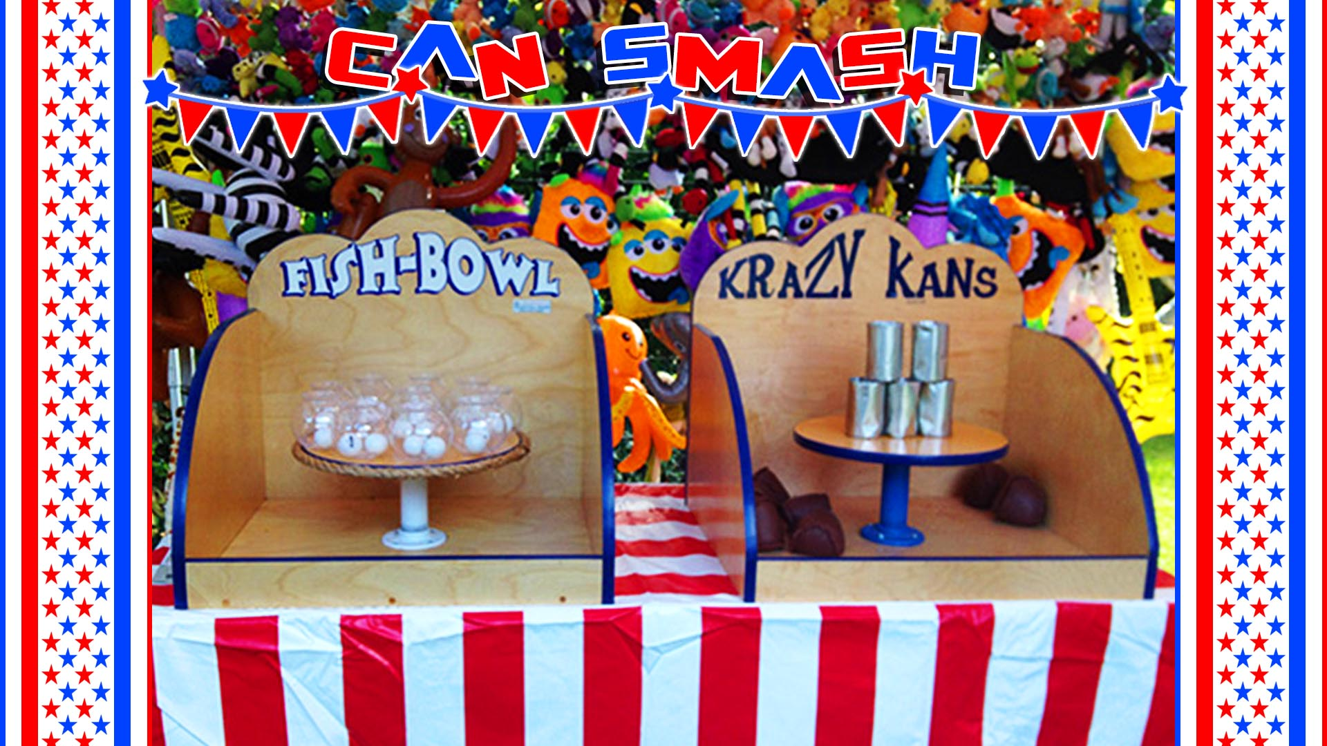 can smash carnival game