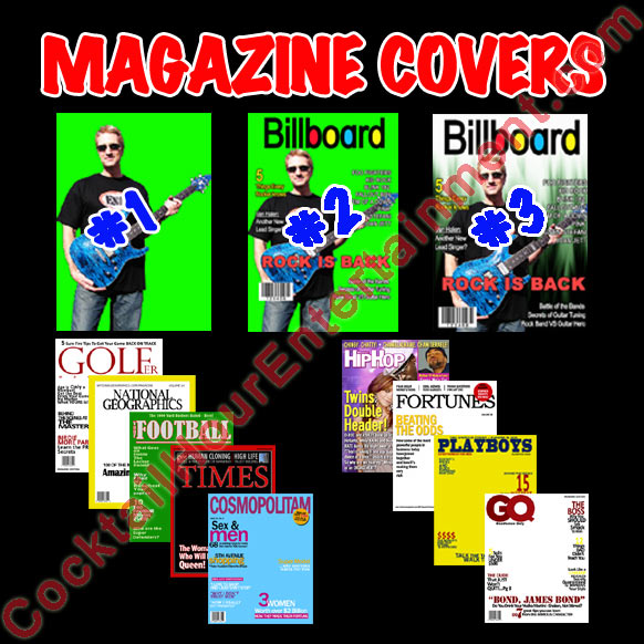 magazine covers package