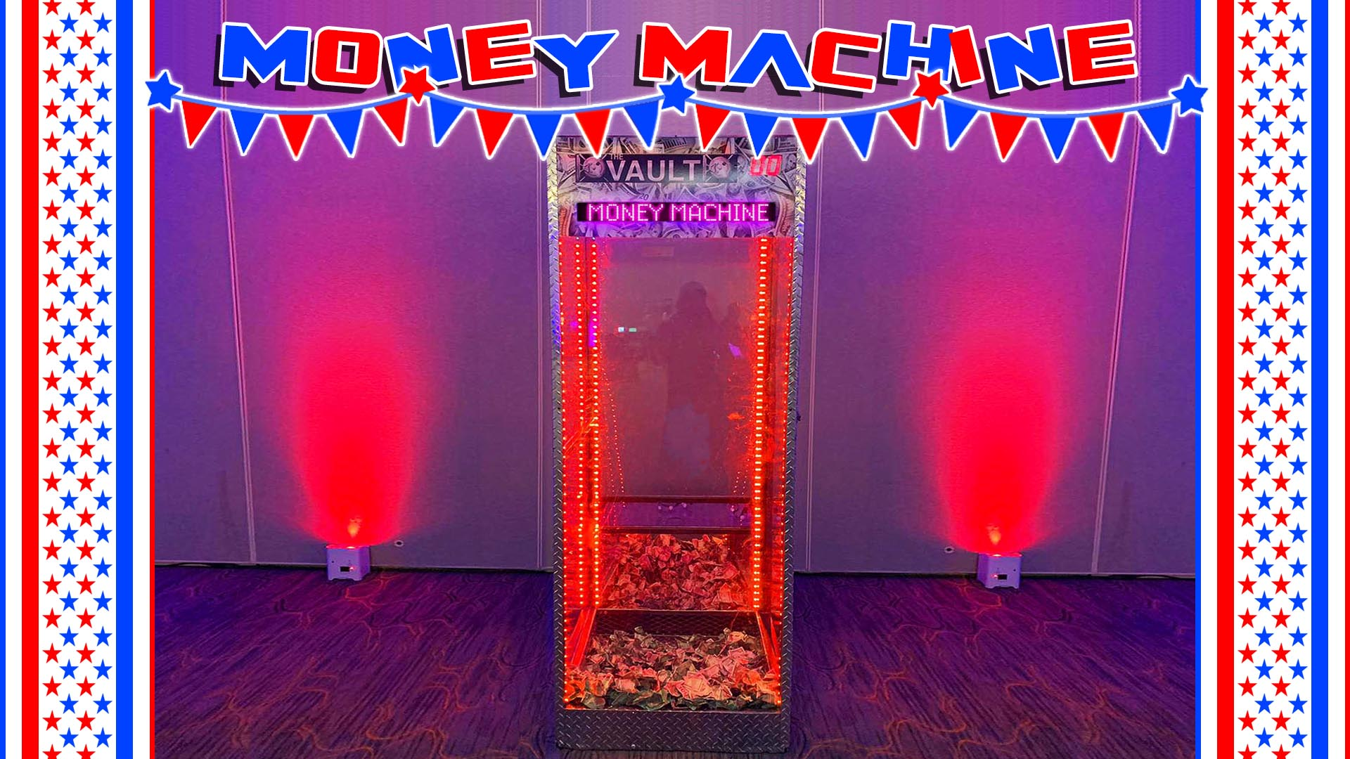 money machine carnival game