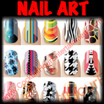 nail art design station