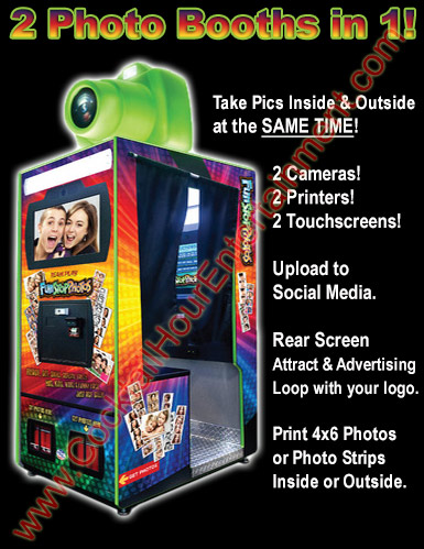 Bar Mitzvah Photo Booths