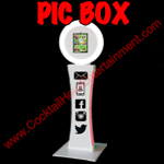 pic box Photo booth button