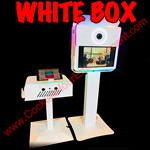 whitebox photo booth button